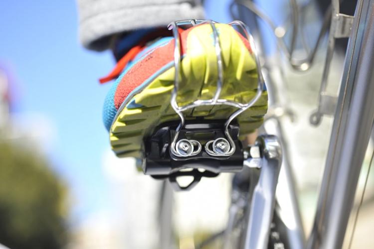 MKS GR9 Platform Pedal
